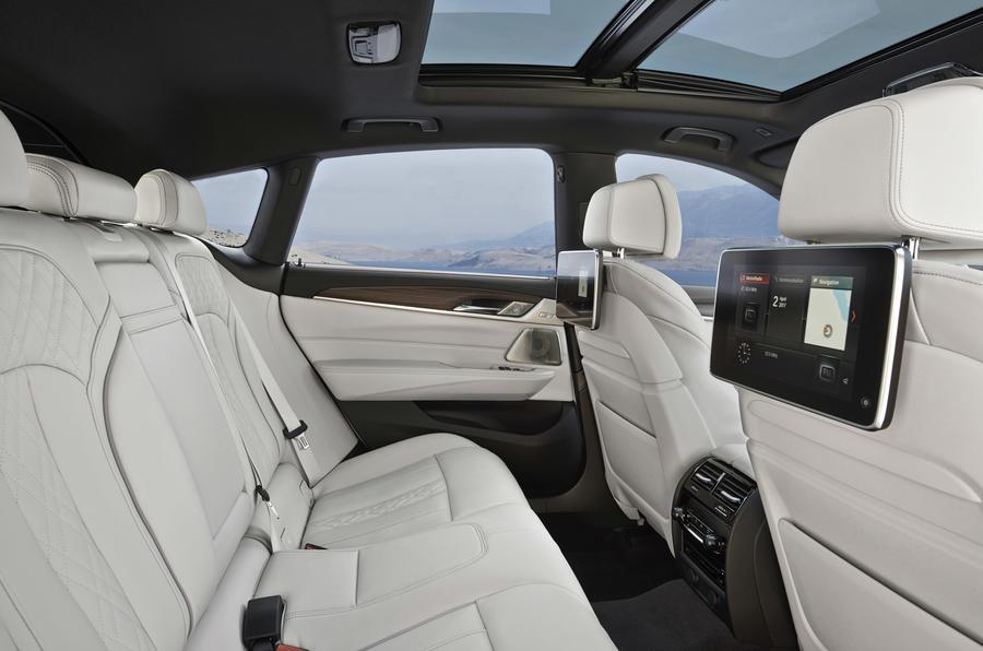 Bmw 6 Series Gt 2017 Review Autocar