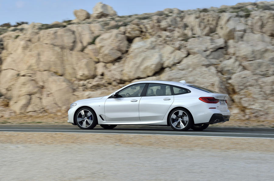 BMW 6 Series GT 2017 Review