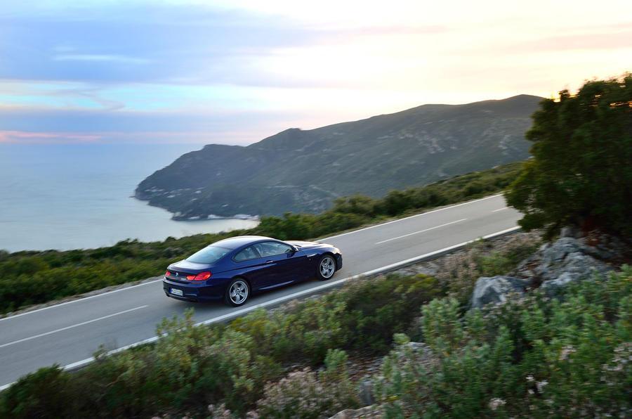 £72,385 BMW 650i Coupé