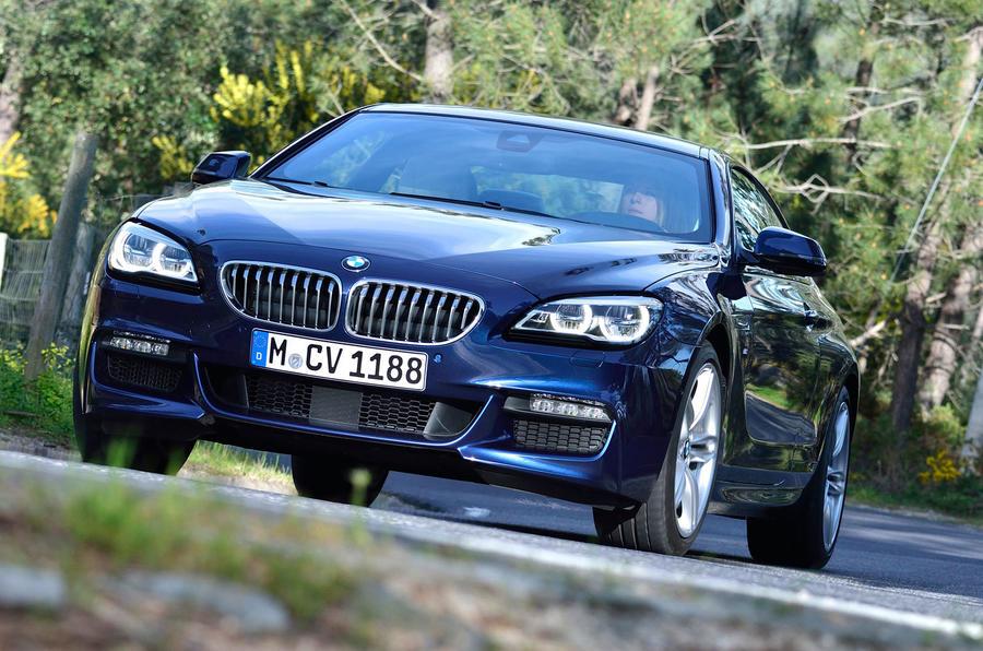 3.5 star BMW 650i Coupé