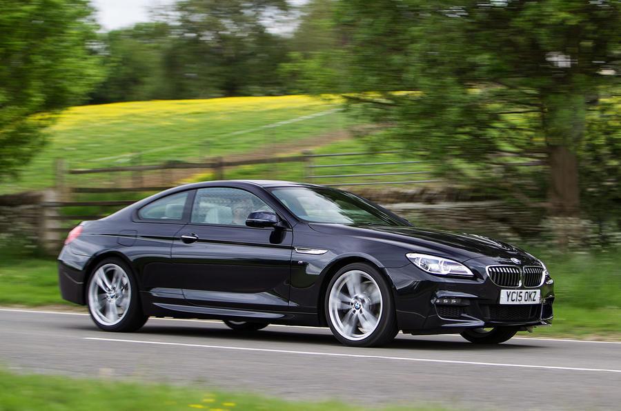 £65,895 BMW 640d M Sport