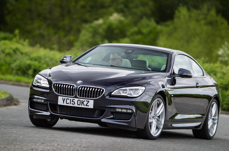 facelifted bmw 6 series and m6 prices revealed autocar. Black Bedroom Furniture Sets. Home Design Ideas
