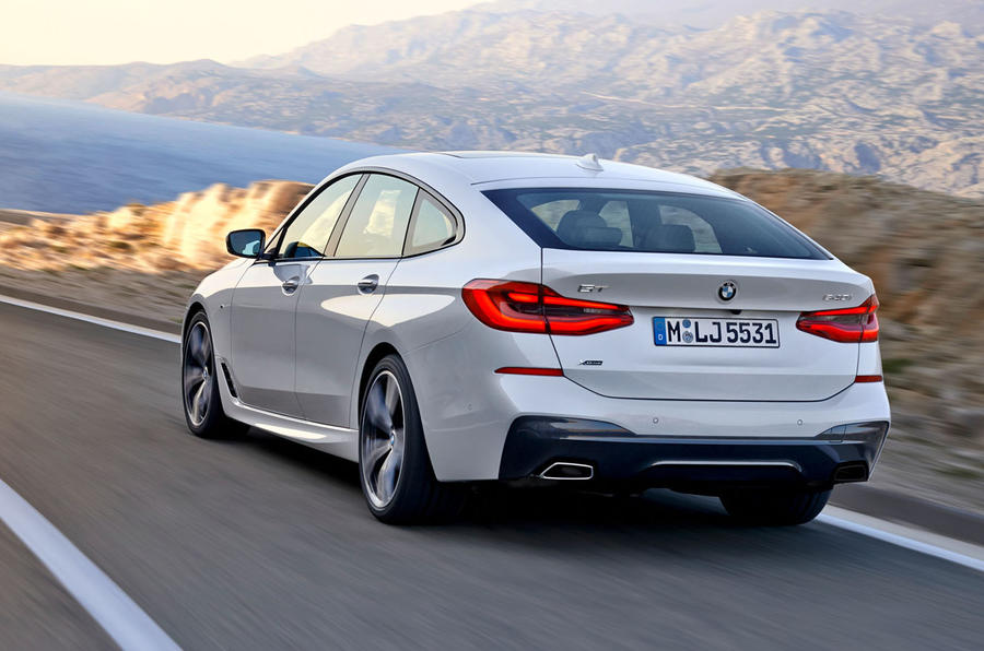 BMW 6 Series GT to make debut at Frankfurt motor show