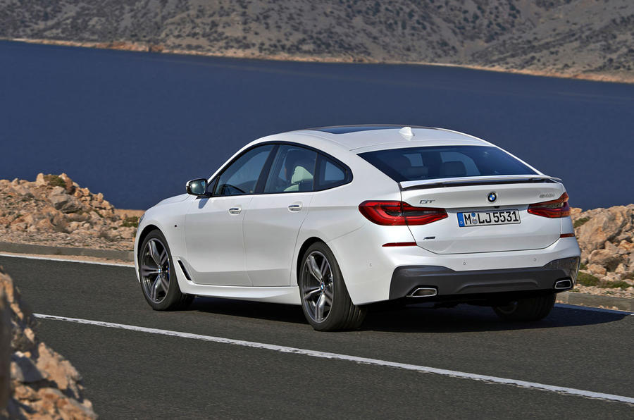 Bmw 6 Series Gt Makes Its Debut At Frankfurt Motor Show