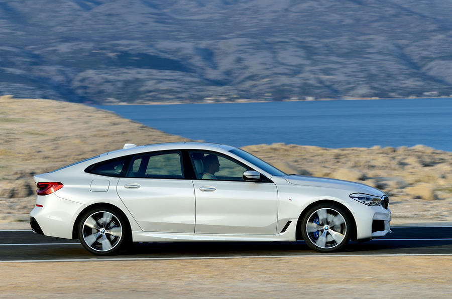 New BMW 6 Series GT
