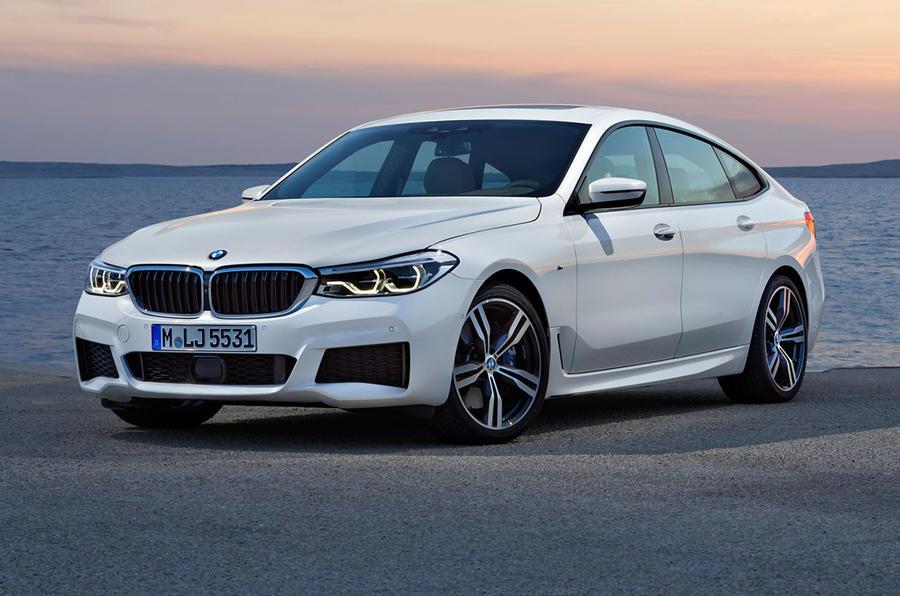 BMW 6 Series GT to make debut at Frankfurt motor show