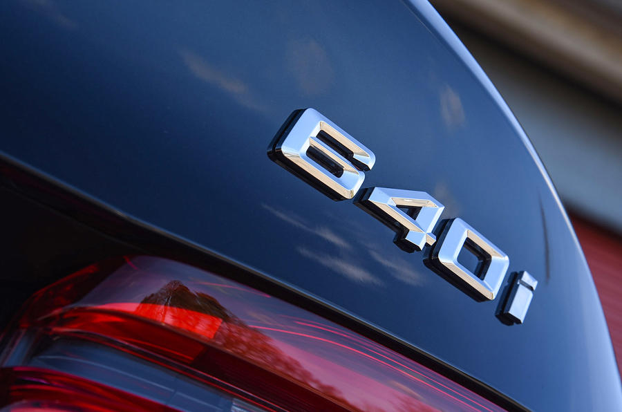 BMW 6 Series Gran Turismo badge