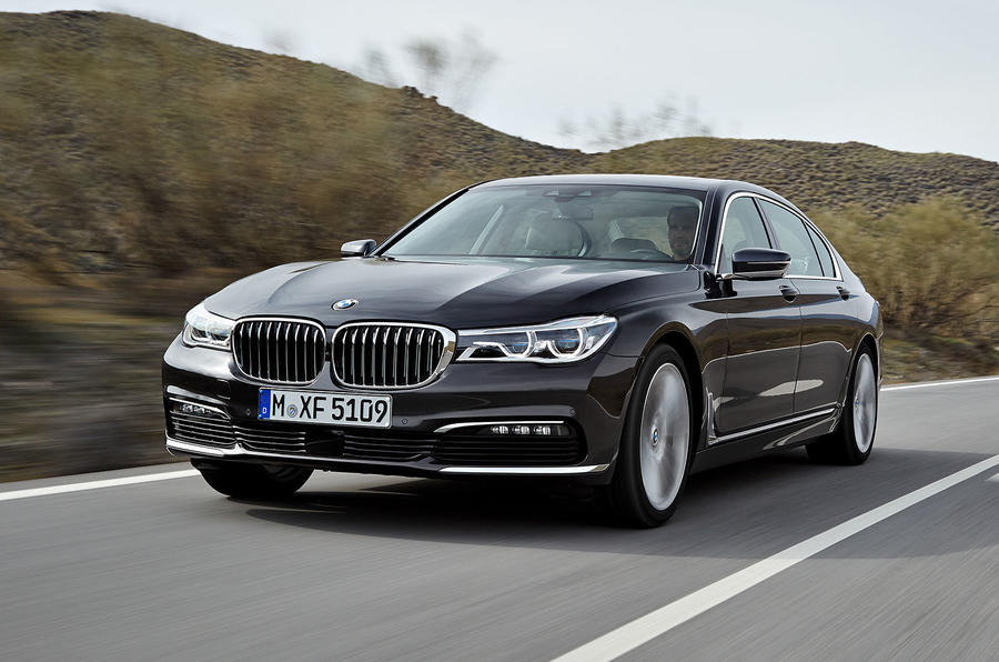2015 BMW 7 Series Revealed   Pictures, On Sale Date And Engine Information Images