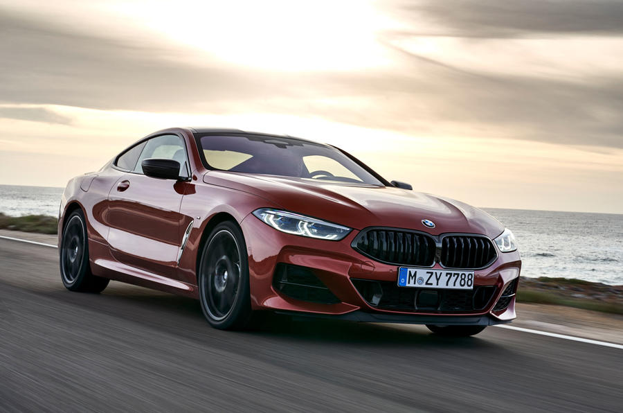 Bmw 8 Series M850i Xdrive 2018 Review Autocar