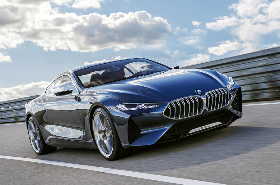 A Production Version Of This 8 Series Concept Will Be One Of The Luxury Cars  Helping Profits For BMW