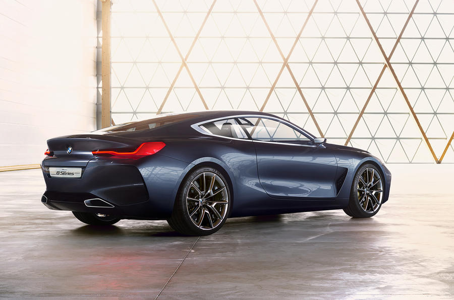 2018 bmw 850i. brilliant bmw bmw 8 series set to return in 2018 and bmw 850i w