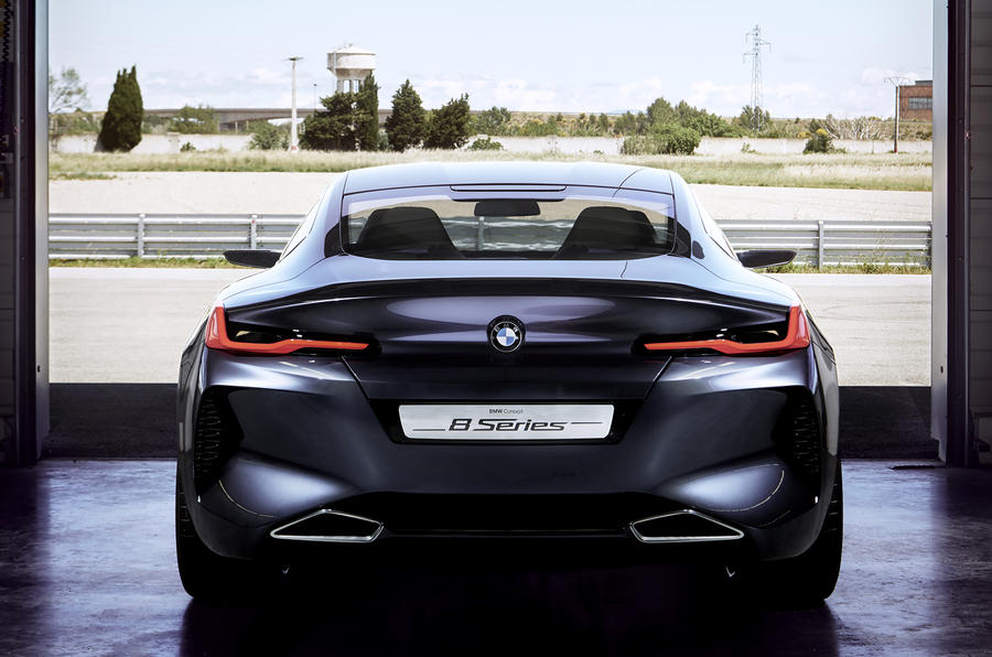 new bmw 8 series set to return in 2018 autocar. Black Bedroom Furniture Sets. Home Design Ideas