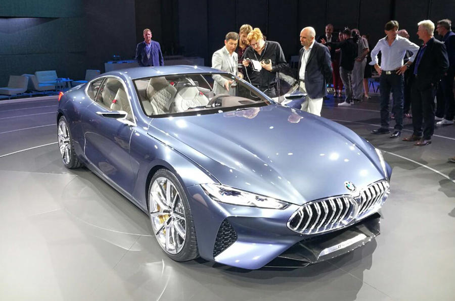 BMW 8 Series 2017