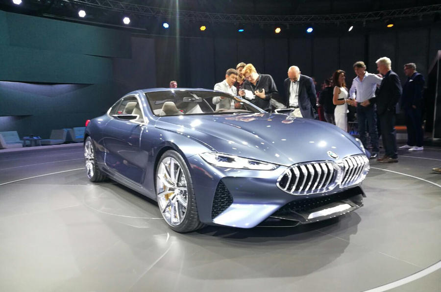 new bmw 2018. interesting new bmw 8 series set to return in 2018 to new bmw e