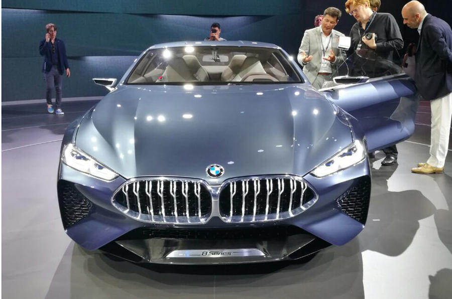 Bmw Xz New Bmw 8 Series Set To Return In 2018 Autocar