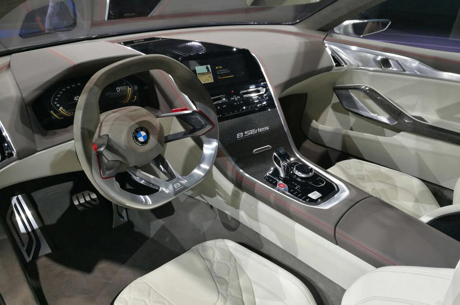 2018 bmw 1 series interior. wonderful series bmw 8 series set to return in 2018 intended bmw 1 series interior