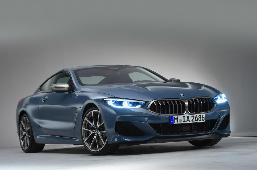 2018 BMW 8 Series lands at Goodwood ahead of November sales launch ...
