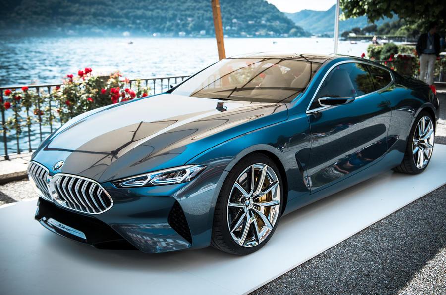 BMW 8 Series Villa D'Este 2017