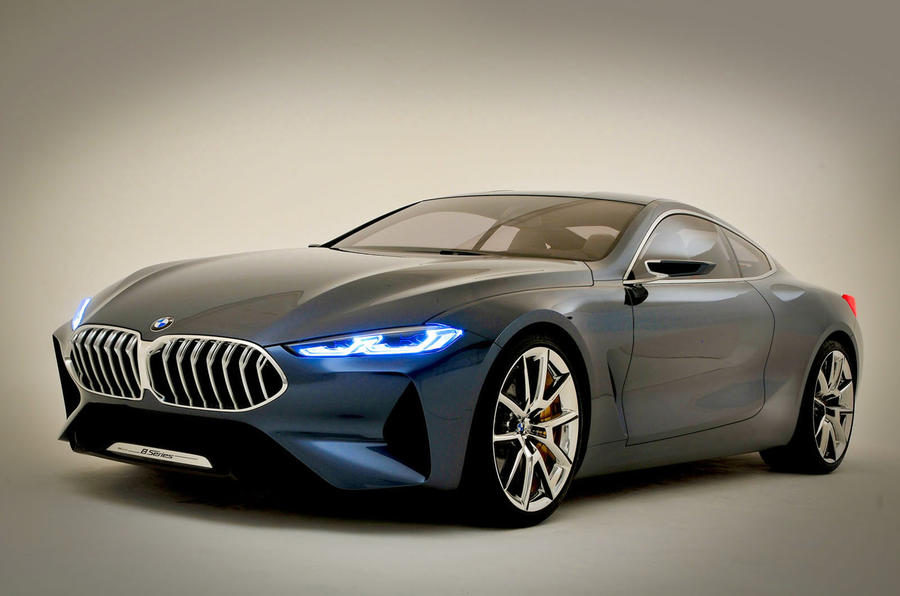 Bmw 8 Series Concept An In Depth Look With Designer John