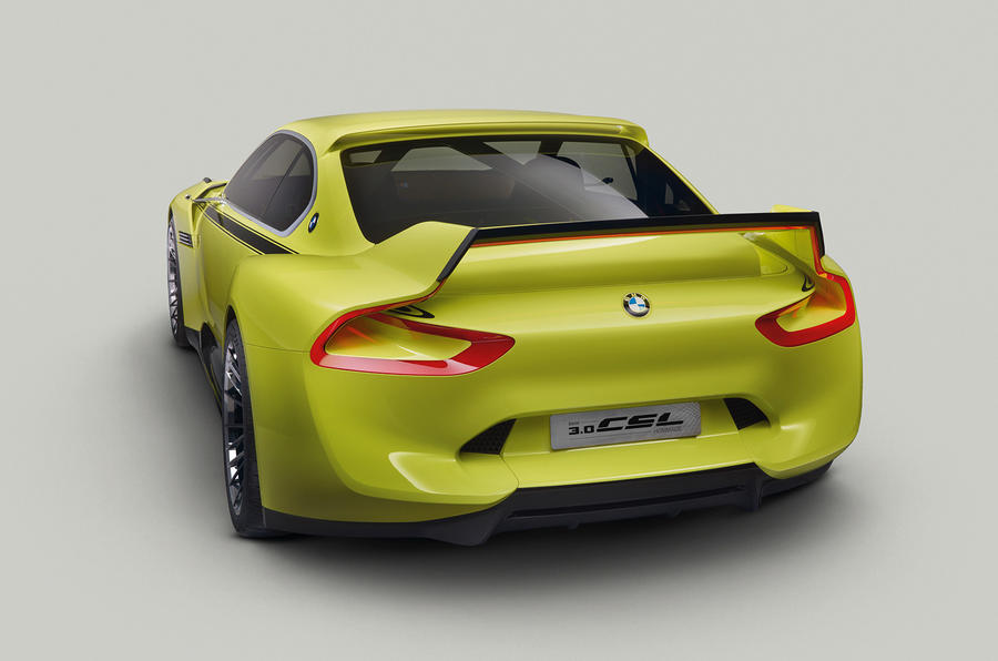 BMW 3.0 CSL Hommage R concept revealed - new pictures | Autocar