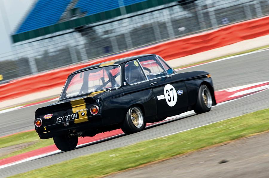 Bmw 2002 Tii Race Car >> Silverstone Classic: 50 years of BMW saloon car racing | Autocar