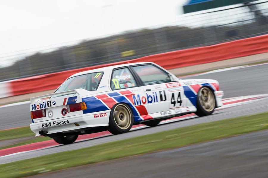 BMW's 50 years of BTCC