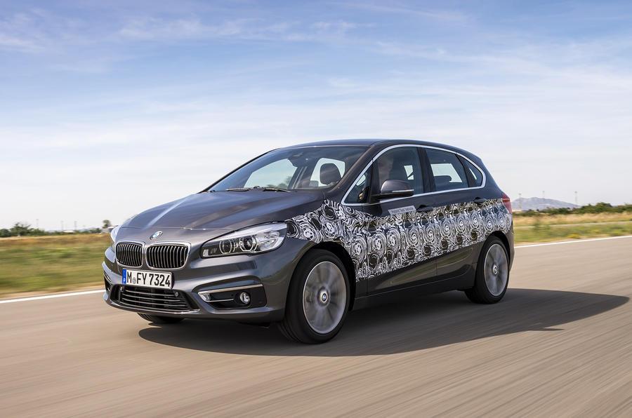 BMW 2 Series nhập Tourer eDrive