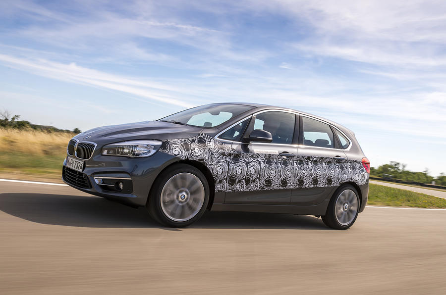£33,000 BMW 2 Series Active Tourer eDrive