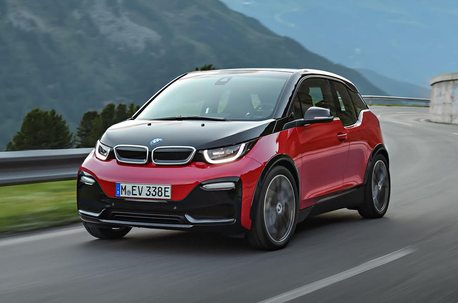 bmw i3 facelift launched with 181bhp i3s range topper autocar. Black Bedroom Furniture Sets. Home Design Ideas