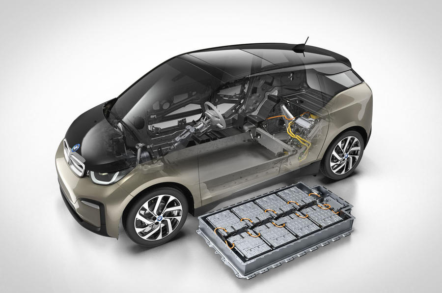BMW i3 MY2019 larger battery confirmed