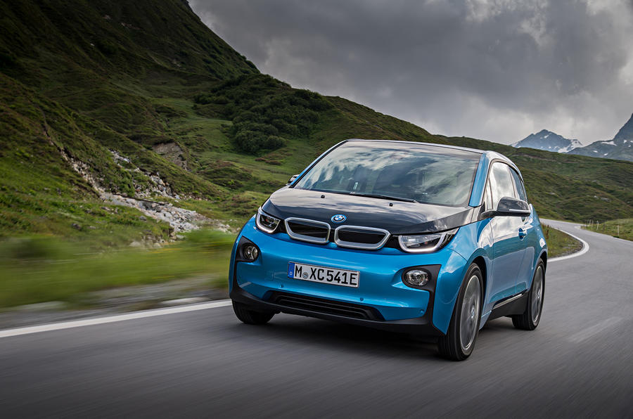 Bmw I3s Review >> 2016 BMW i3 94Ah review | Autocar