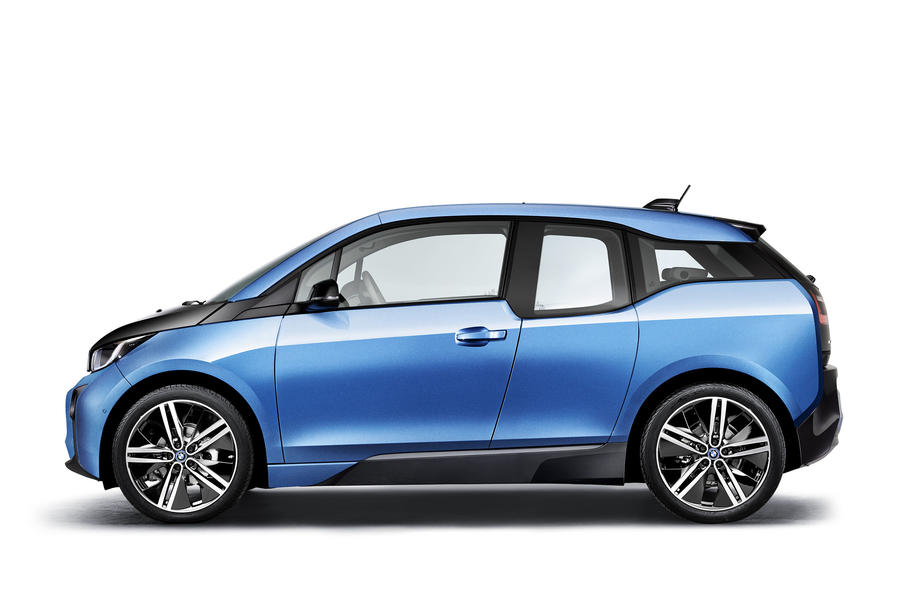 2017 BMW i3 on sale July 2016