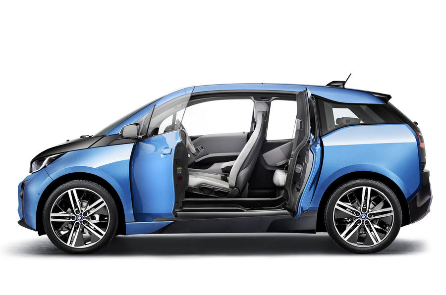 2017 BMW i3 retro-fit battery