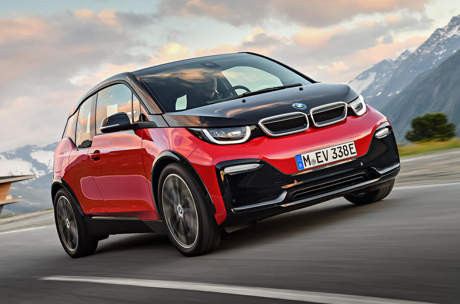 bmw i3s 2018 review autocar. Black Bedroom Furniture Sets. Home Design Ideas