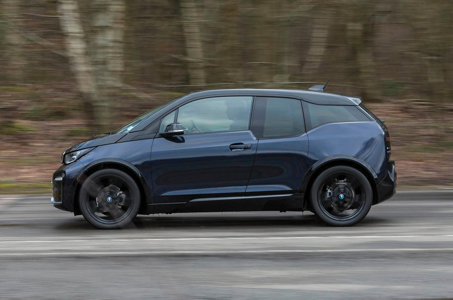 Nearly-new buying guide: BMW i3 - side