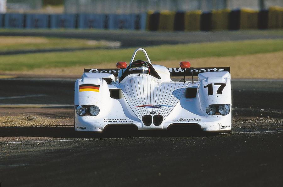 Bmw Contemplates A Return To Le Mans 24 Hours Autocar