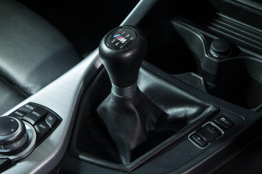 Used BMW M135i manual gearbox