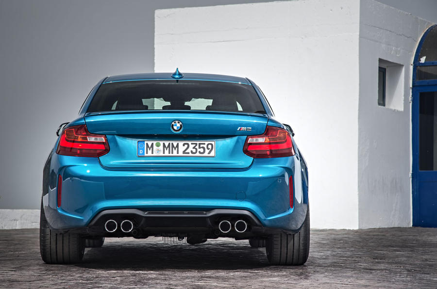 Perfect 2016 BMW M2 Revealed  New Video And Exclusive Studio