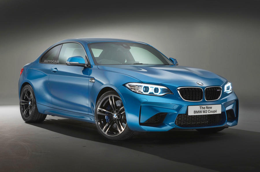 Beautiful 2016 BMW M2 Revealed  New Video And Exclusive Studio