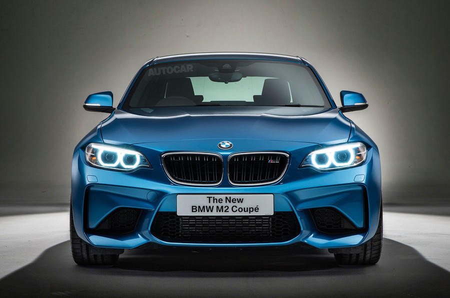 Brilliant 2016 BMW M2 Revealed  New Video And Exclusive Studio