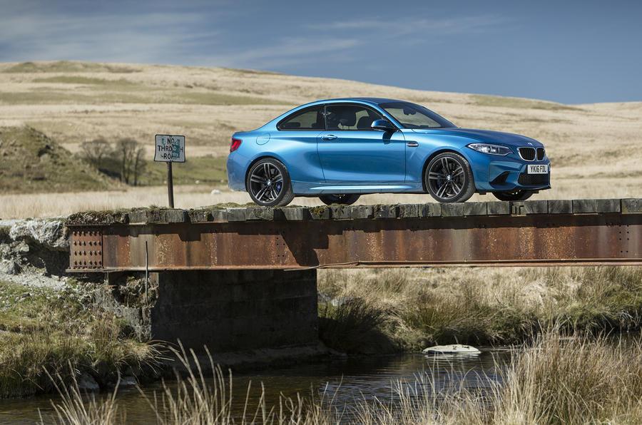 £44,070 BMW M2
