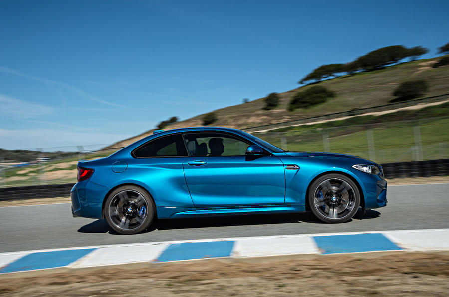 2016 Bmw M2 First Review Autocar