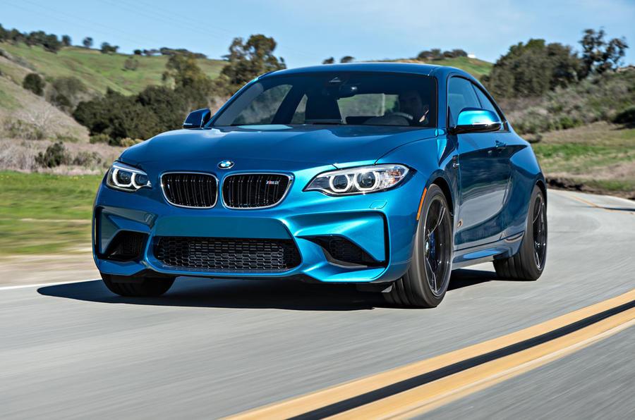 155mph BMW M2