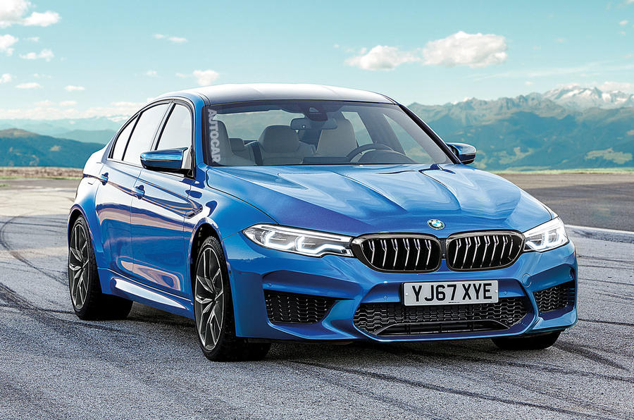 Bmw Serie 3 2018 Rendering >> 2019 BMW M3 to kick-start 26-car M division expansion | Autocar