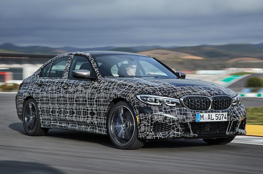 BMW M340i xDrive 2019