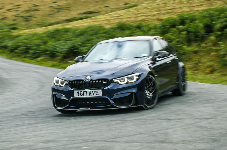 Bmw M3 2017 Review Autocar