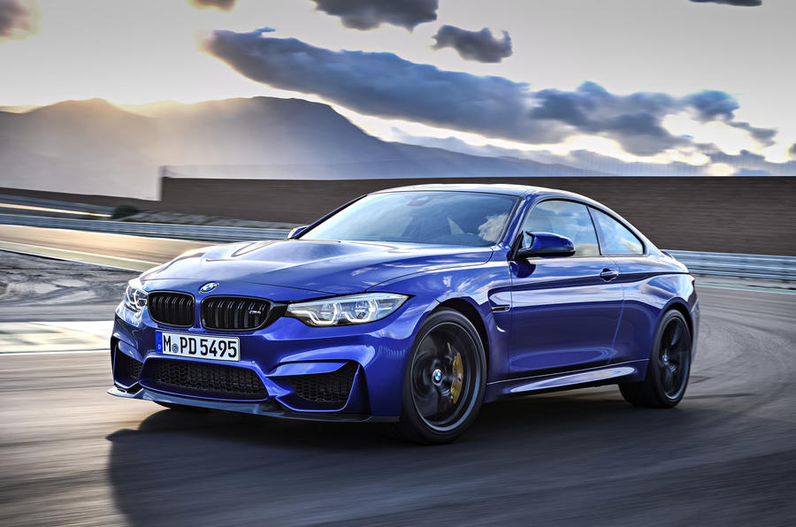 Comment: why the BMW M4 CS should be a hit