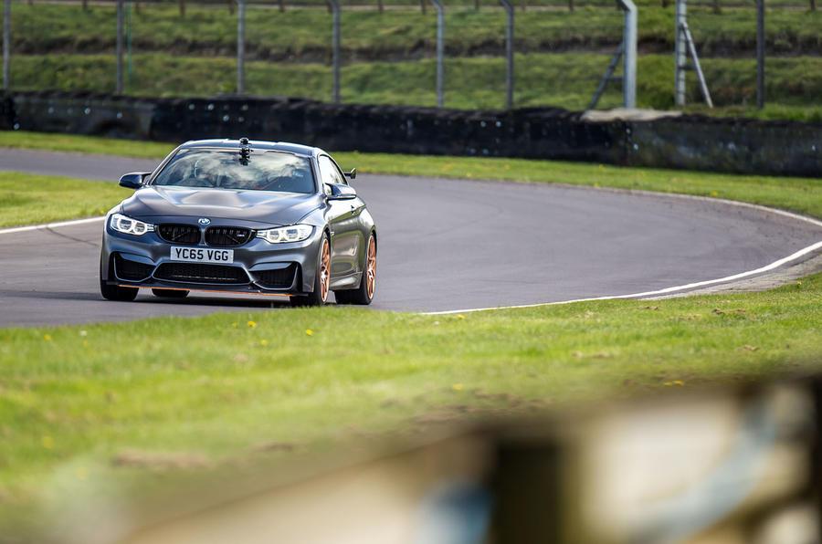 £120,500 BMW M4 GTS