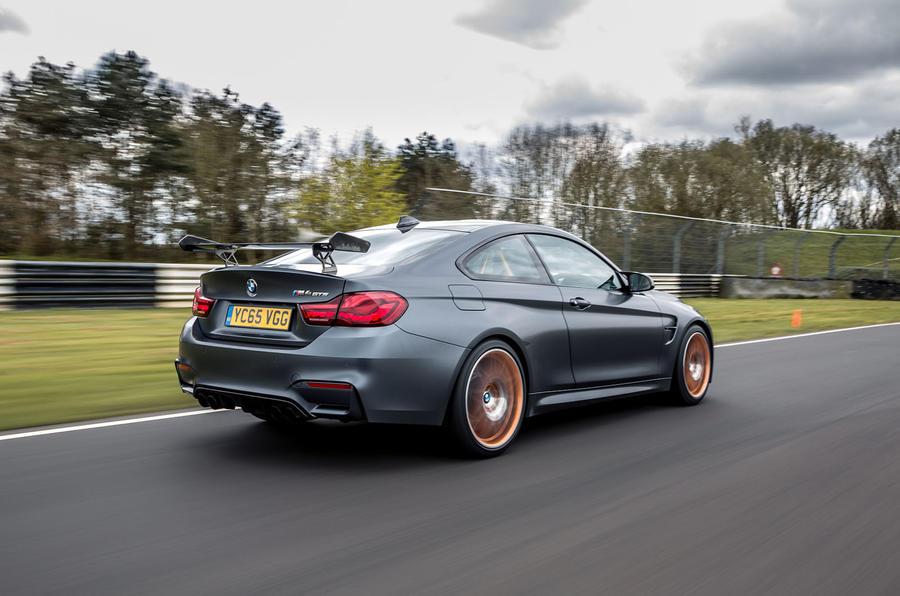 493bhp BMW M4 GTS