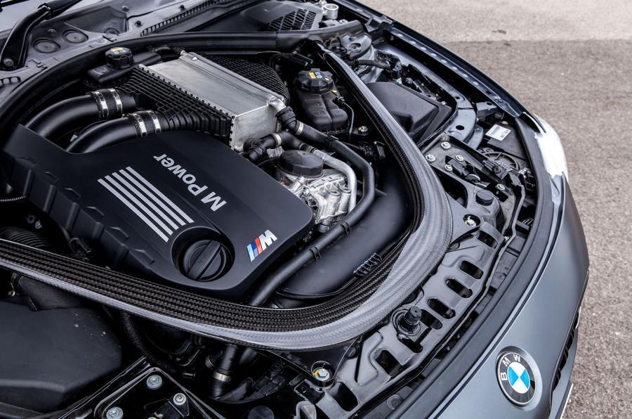 BMW M4 GTS engine
